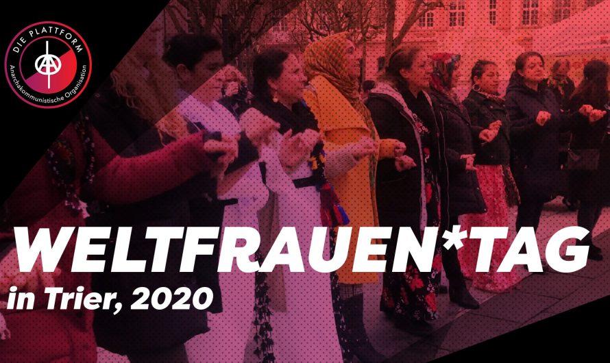 Bericht vom Weltfrauen*tag in Trier
