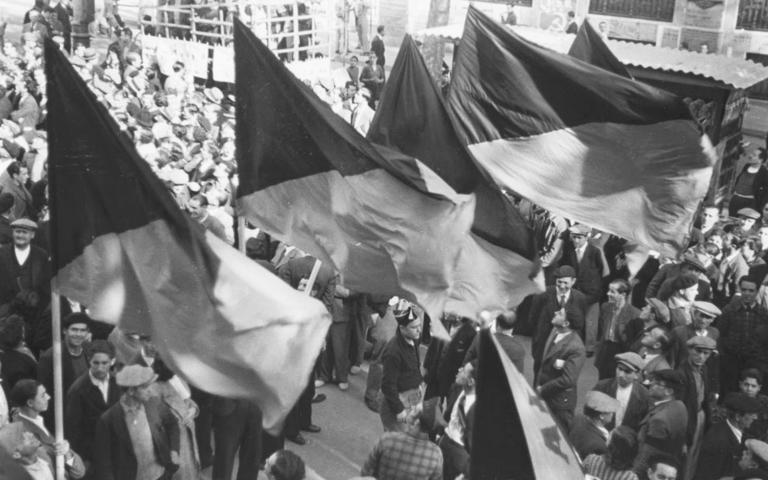 Demo, Barcelona, 193