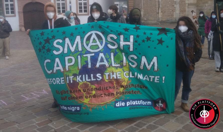 Redebeitrag vom FFF Klimastreik 19. März 21